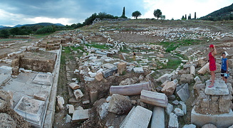 2004 Pano Messene Theatre